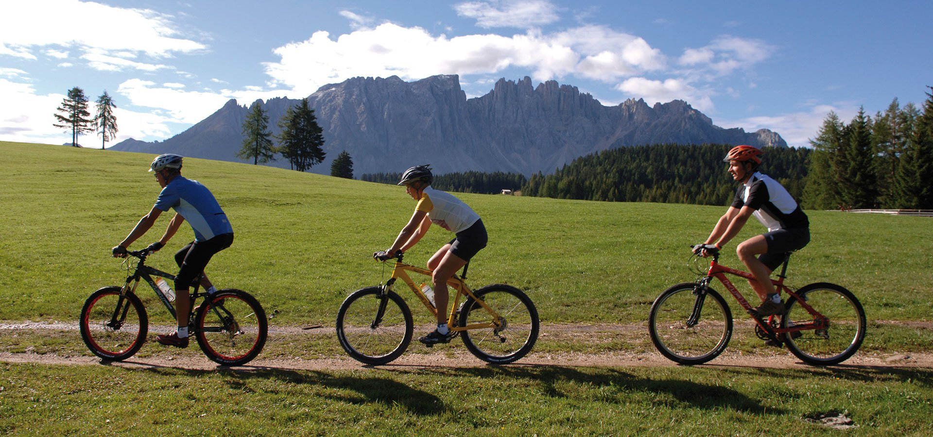 mountainbike-maenner-weg