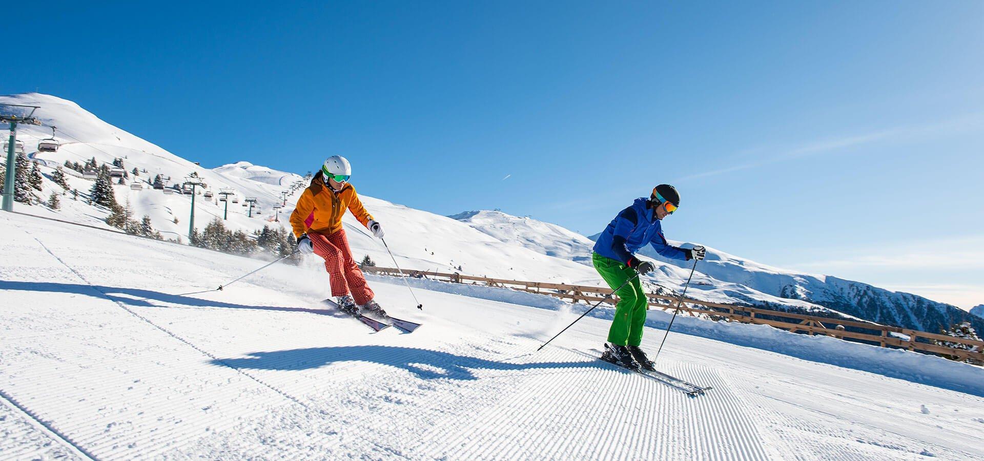 Skifahren-auf-der-Plose
