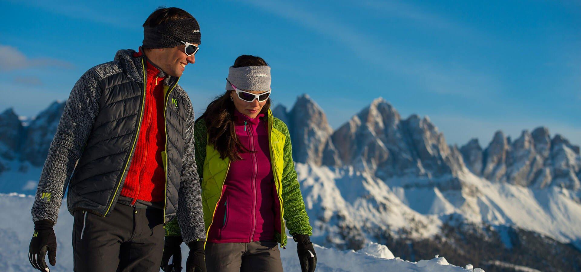 Abwechslungsreicher Winterzauber im Eisacktal